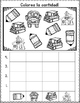 Graficas: Back to School Count and Graph It FREEBIE