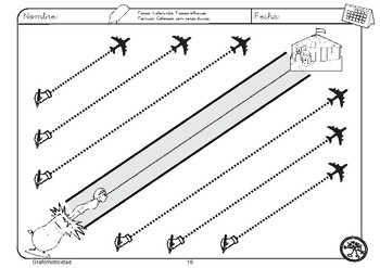 Grafomotricidad para Ed Infantil II /Fine motor skills and strokes, early ed II