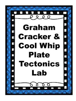 Graham Cracker Cool Whip Plate Tectonics Lab