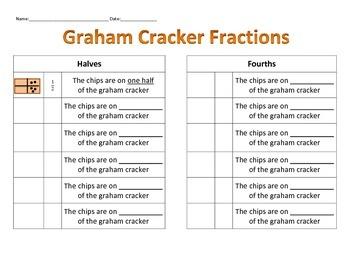 Graham Cracker Fractions