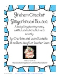 Graham Cracker House Math Activity- plans, templates, and