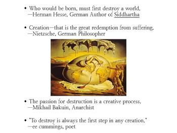 "Graham Greene's ""The Destructors,"" A Presentation"