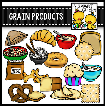 Grain Products Clip Art