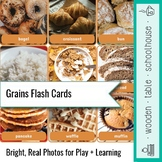 Grains Flash Cards