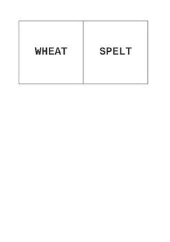 Grains cards