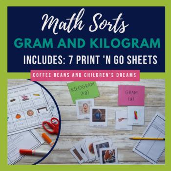 Gram and Kilogram Sort