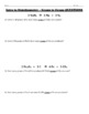 Gram to Gram Stoichiometry (Mass to Mass) - Detailed Examples and Problems
