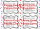 Gramática: Revisar y Editar Task Cards Set 1