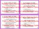 Gramática: Revisar y Editar Task Cards Set 2