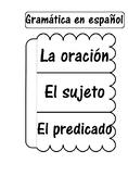Gramática en español