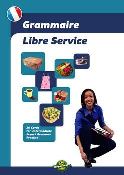 Grammaire Libre Service