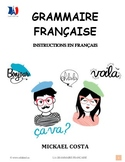 Grammaire française, french grammar, version all french (#144)