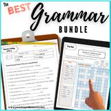Grammar Worksheets Nouns Verbs Adjectives | Parts of Speech Worksheets