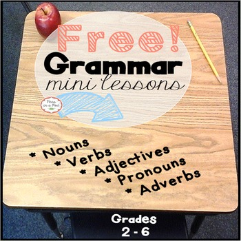 Free Grammar Workbook with Mini Lessons