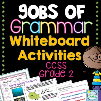 Grammar Lessons and Activities