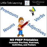 2nd Grade Grammar: 2nd Grade Grammar Worksheets & Printables