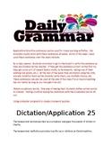 Grammar 25