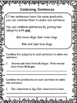 Grammar: 2nd Grade Printables
