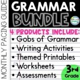 Gobs of Grammar 3rd Grade MEGA Bundle