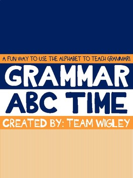 Grammar ABC Time