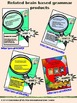 Grammar Action Unit 4 - Cheat Sheets, Games, Answer Keys (6 -12+)