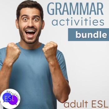 Grammar Activities BUNDLE