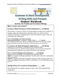 Grammar Activity 18: Prefixes (re, un, dis and pre) and Procedural Writing