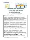 Grade 5 + Grammar Activity 21: Using Pronouns and Narrative Writing: $