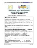 Grammar Activity 7: Nouns Singular and Plurals and instructional Writing