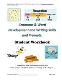 Grade 5 + Grammar Activity 9: Possessive nouns and Narrative Writing