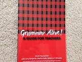 Grammar Alive! A Guide for Teachers