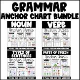 Grammar Anchor Chart Bundle {41 Concepts}