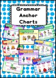 Grammar Anchor Charts {American Version}