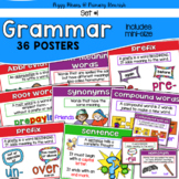 Grammar Posters - Set 1 (Newly Revised)