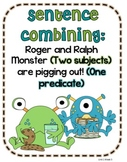 Grammar Anchor Charts and Task Cards