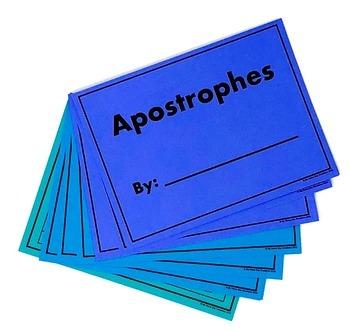 Grammar: Apostrophe