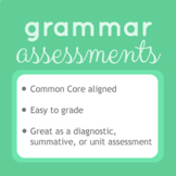 Grammar Assessments