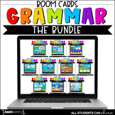Grammar BOOM Cards {Distance Learning}