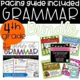 Year Long Grammar 4th Grade Bundle