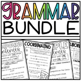 GRAMMAR BUNDLE : Anchor Charts : Revising and Editing Assessments
