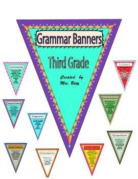 Grammar Banner