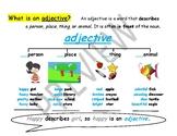 Grammar Basics for ELs: Parts of Speech, I