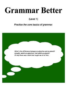 Grammar Better