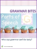 Grammar Bites Parts of Speech Unit