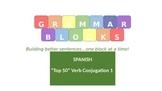 Grammar Blocks - Spanish Present Tense Conjugation 1