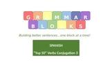 Grammar Blocks - Spanish Present Tense Conjugation 3