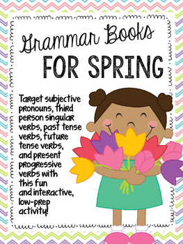 Grammar Books for Spring