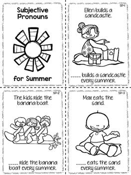 Grammar Books for Summer