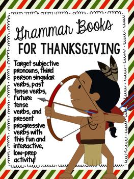 Grammar Books for Thanksgiving