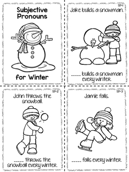 Grammar Books for Winter